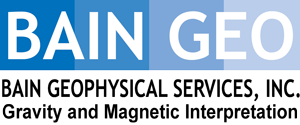 Bain Geophysical Logo