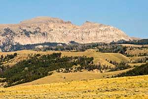 Sheep Mountain WY