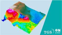 TGS East Coast Canada Crustal Study